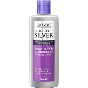 Pro:Voke Touch of Silver kondicionér na osvěžení a udržení barvy 200 ml