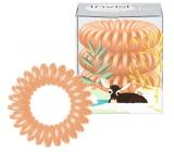 Invisibobble Silky Season Gumička do vlasů meruňková spirála limitovaná edice 3 kusy