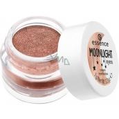 Essence Moonlight Eyes Cream Eyeshadow oční stíny 04 Gilded 7 g