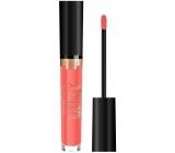 Max Factor Lipfinity Velvet Matte Lipstick tekutá matná rtěnka 055 Orange Glow 4 ml