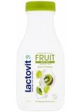 Lactovit Fruit Antiox Pružnost a péče kiwi a hrozny sprchový gel pro normální až suchou pleť 300 ml