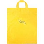 Press Igelitová taška Žlutá 45 x 36 cm 1 kus