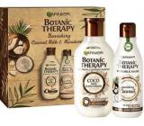 Garnier Botanic Therapy Coco Milk & Macadamia šampon na vlasy 250 ml + maska pro suché a hrubé vlasy 250 ml, kosmetická sada