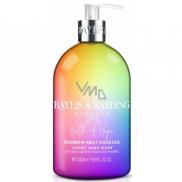 Baylis & Harding Bottle of Hope tekuté mýdlo na ruce dávkovač 500 ml