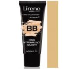 Lirene BB krém hydratační vyrovnávající tón pleti 02 Natural 30 ml