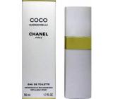 Chanel Coco Mademoiselle toaletní voda plnitelný flakon pro ženy 50 ml s rozprašovačem