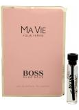 DÁREK Hugo Boss Ma Vie pour Femme parfémovaná voda 1,5 ml, Vialka