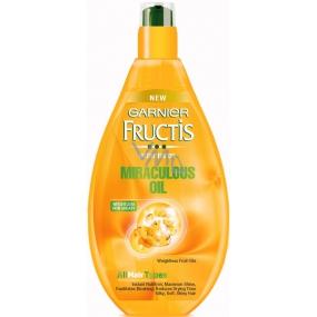 Garnier Fructis Oil Repair 3 Miraculous Oil bezoplachová péče pro všechny typy vlasů sprej 150 ml