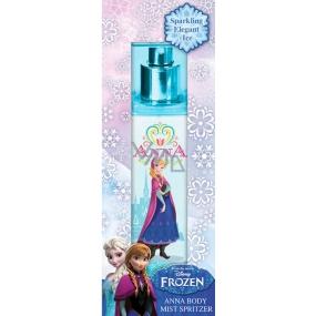 Franco Zarri Disney Frozen Anna tělový glitrový deodorant 75 ml