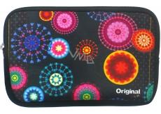 Albi Original Neoprénový obal na tablet Arabesky, 23 cm × 15 cm, velikosti 7-8