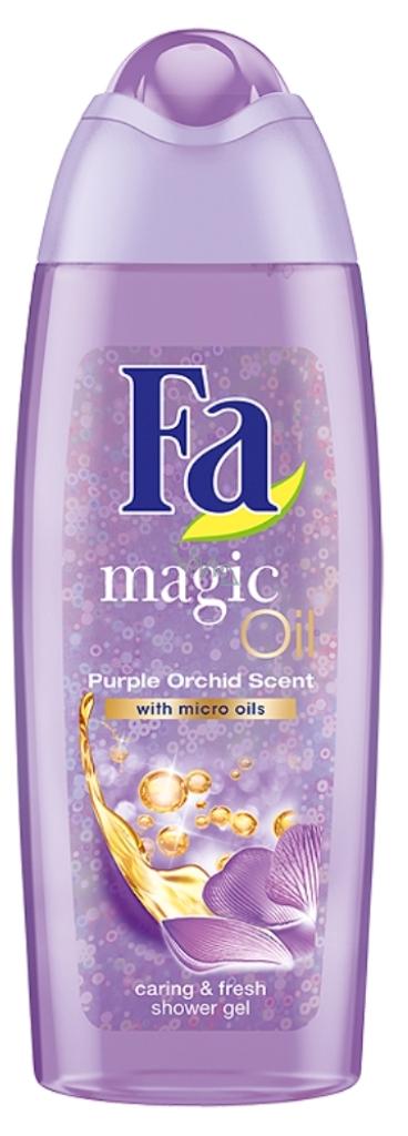 Fa Magic Oil Purple Orchid Scent sprchový gel 250 ml