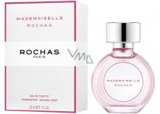 Rochas Mademoiselle Rochas Eau de Toilette toaletní voda pro ženy 30 ml