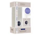 Millefiori Milano Via Brera Sandalwood - Santálové dřevo Difuzér 100 ml + svíčka 180 g, dárková sada