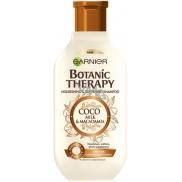 Garnier Botanic Therapy Coco Milk & Macadamia vyživující šampon pro suché a hrubé vlasy 250 ml