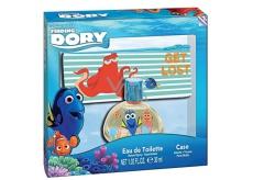 Disney Hledá se Dory toaletní voda 30 ml + penál pro děti dárková sada