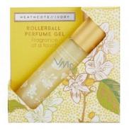 Heathcote & Ivory Neroli & Lime Leaves parfémovaný roll-on pro ženy 10 ml