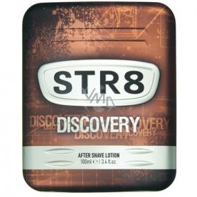 Str8 Discovery voda po holení 100 ml