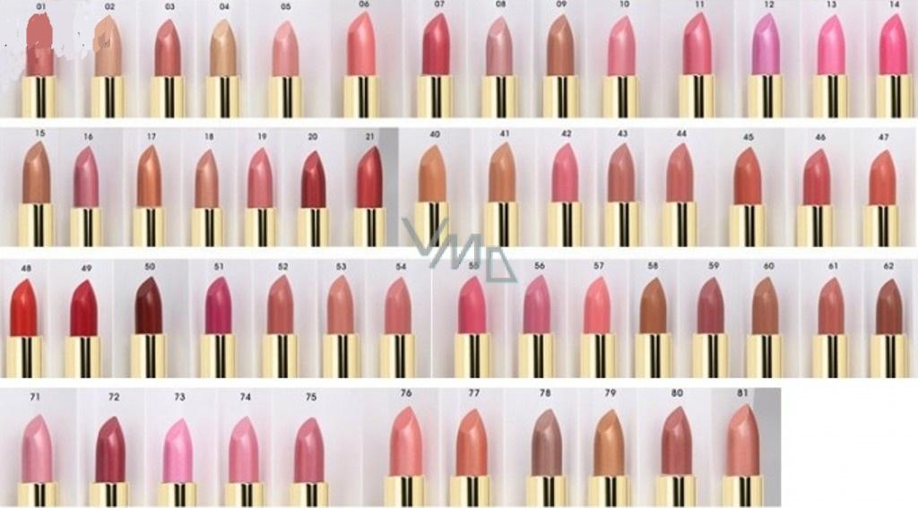 Golden Rose Ultra Rich Color Lipstick Metallic Rtěnka 02 45 G