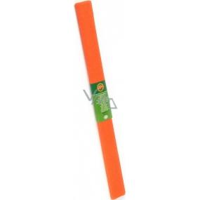 Koh-i-Noor krepový papír č.12/9755 oranžový 50 x 200 cm
