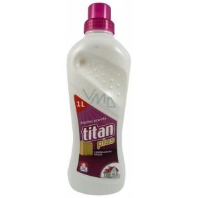 Titan Plus Universal s Marseilleským mýdlem a vůní exotických dřevin Koncentrovaný univerzální mycí a čisticí přípravek 1 l