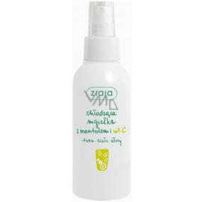 Ziaja Mist mlhovina Mentolem a vitamín C na tělo, tvář a vlasy 100 ml