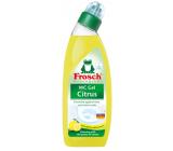 Frosch Eko Citron Wc čistič tekutý 750 ml