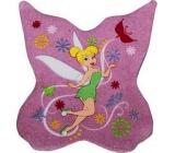 Disney Fairies mycí žínka pro děti 21 cm x 20,3 cm x 1 cm 1 kus