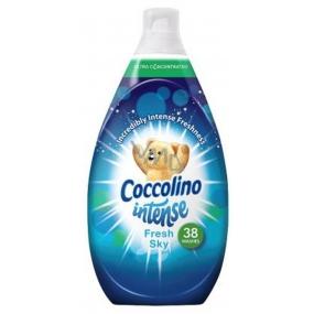 Coccolino Intense Fresh Sky koncentrovaná aviváž 38 dávek 570 ml
