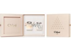 Chloé Chloé parfémovaná voda pro ženy 50 ml + tělové mléko 100 ml, dárková sada