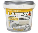 Het Latex Univerzální bílá latexová barva 800 g