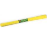 Koh-i-Noor Krepový papír 50 x 200 cm, středně žlutý