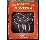 Albi Grand Masters kovový hlavolam - hlavolam Grand Master MWM 4/4
