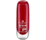 Essence Shine Last & Go! lak na nehty 16 Fame Fatal 8 ml