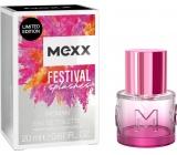 Mexx Festival Splashes Woman toaletní voda 20 ml