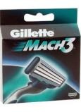 Gillette Mach 3 náhradní hlavice 2 kusů
