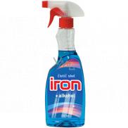 Iron Čistič skel s alkoholem rozprašovač 500 ml
