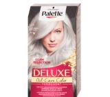 Schwarzkopf Palette Deluxe barva na vlasy U71 Ledový stříbrný 115 ml