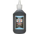 Amos Glass Deco Kontura k barvám na sklo černá 40 ml