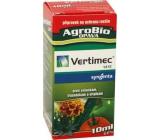 AgroBio Vertimec 1,8 EC insekticid proti sviluškám, třásněnkám a vrtalkám 10 ml