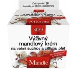 Bione Cosmetics Mandle výživný mandlový denní krém pro velmi suchou a citlivou pleť 51 ml