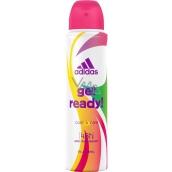 Adidas Cool & Care 48h Get Ready! for Her antiperspitant deodorant sprej pro ženy 150 ml