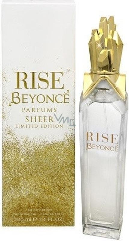 Beyonce Rise Sheer parfémovaná voda pro ženy 30 ml