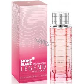 Montblanc Legend Femme Special Edition 2014 toaletní voda pro ženy 75 ml