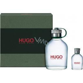 Hugo Boss Hugo Man toaletní voda pro muže 125 ml + toaletní voda pro muže 40 ml, dárková sada