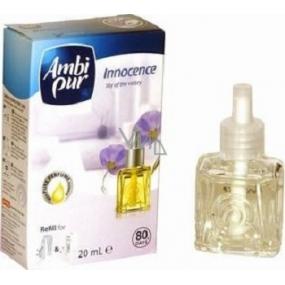 Ambi Pur Innocence Lily Of The Valley elektrický osvěžovač vzduchu náhradní náplň 20 ml