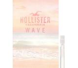 Hollister Wave for Her parfémovaná voda 2 ml s rozprašovačem, Vialka