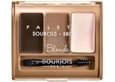 Bourjois Brow Palette Blonde paletka na obočí 001 4,5 g
