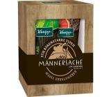 Kneipp Männersache sprchový gel 200 ml + Startklar sprchový gel 200 ml, pro muže kosmetická sada