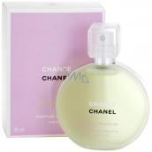 Chanel Chance Eau Fraiche Hair Mist vlasová mlha s rozprašovačem pro ženy 35 ml