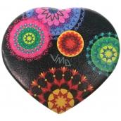 Albi Original Zrcátko srdce Arabesky 7 cm